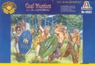 ITALERI 6022 - Gauls Warriors - I Cen. BC