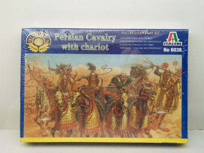 Italeri  Set 6036  Persian Cavalry with Chariot
