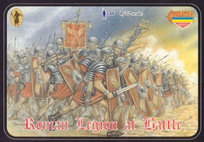 M009  Roman Legion in Battle