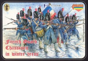 M010 French Guards Chasseurs