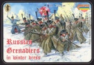M011 Russian Grenadiers in Winter Dress