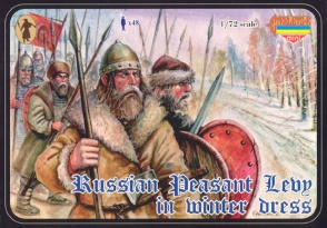 M027 Russian Peasant Levy (winter dress)