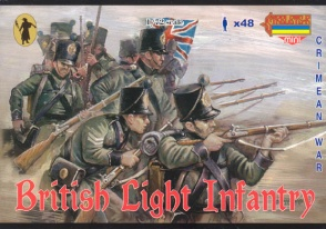 M030 Crimean British Light Infantry