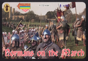 M039 Normans on the March