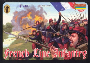 M041 Crimean French Line Infantry