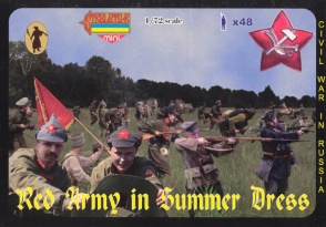M045 Red Army in Summer Dress
