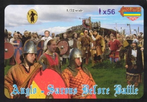 M050 Anglo-Saxons before Battle