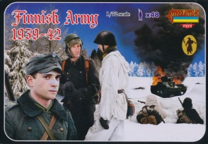 M062 Finnish Army Winter War