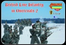 M097 Napoleonic - British Line Infantry in Overcoats 2