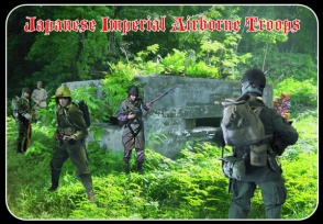 M104 WWII Japanese Imperial Airborne Troops