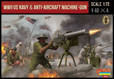 M112 WWII US Navy & Anti-Aircraft Machinegun