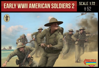 M113 Early WWII American Soldiers - SET 2