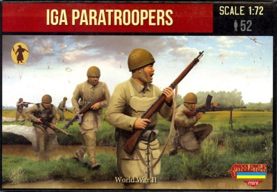 M120 Imperial Japanese Army Paratroopers