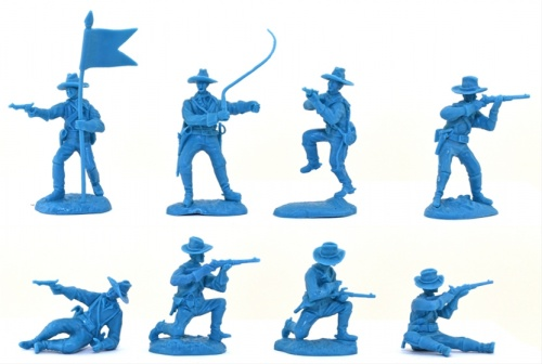 PARAGON - G.A.CUSTER 7th US CAVALRY - SET 3 The Horse-Handlers