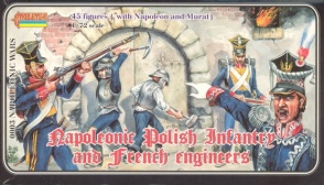 Polish Infantry & French Engineers