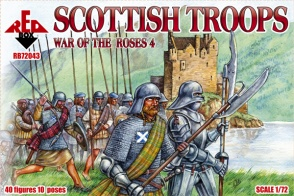 RB72043 War of the Roses 4. Scottish troops