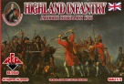 RB72050        Jacobite Rebellions. Highland Infantry 1745