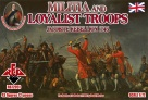 RB72051        Jacobite Rebellions. Militia and Loyalist Troops 1745