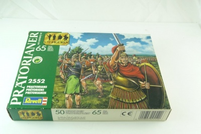 REVELL 2552 TOY SOLDIERS 1/72 - ANCIENT ROMAN Praetorian Guard