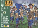 Revell 1:72 #2557 30 Years War Swedish Infantry