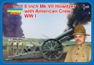 STA002 - 8 Inch Mk.VII Howitzer with American Crew (WWI)