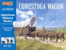 Set 518  Conestoga Wagon