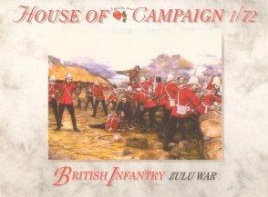 Set 57  British Infantry Zulu War