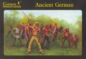 Set H040  Ancient Germans
