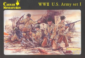 Set H054  WWII US Army (Set 1)