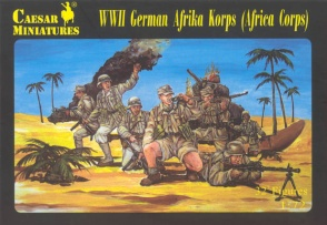 Set H070  WWII German Afrika Korps