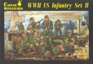 Set H071  WWII US Infantry Set 2