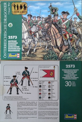 Seven Years War Austrian Dragoons