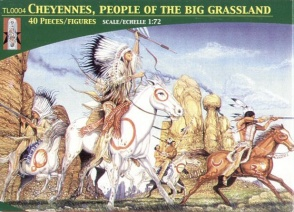 TL0004  Cheyennes, People of the Big Grasslands