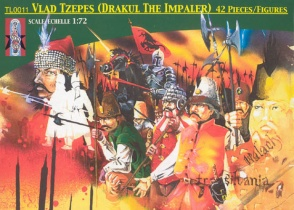 TL0011 VLAD TZEPES (DRAKUL THE IMPALER )