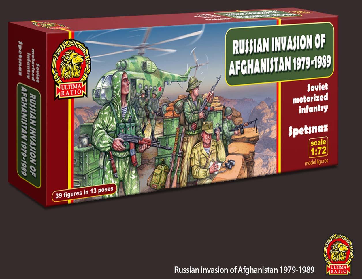 UR002 Soviet Motorized Infantry & Spetsnaz