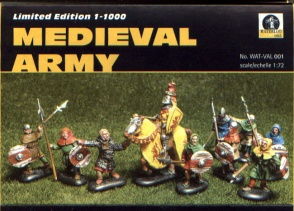 VS001  Medieval Army on the March