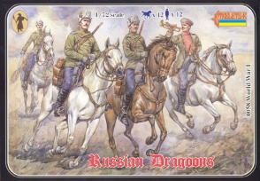 WWI 058 Russian Dragoons