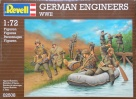 revell 02508 WWII German Engineers